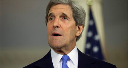 Kerry travels to Middle East: Will 'face time' help Syria?