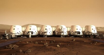 78,000 to live on Mars: Have you signed up?