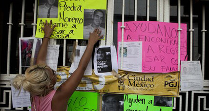 Mexico mass kidnap? 11 vanish from Mexico bar
