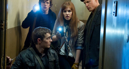 Morgan Freeman stars in the magician caper 'Now You See Me' – check out the trailer