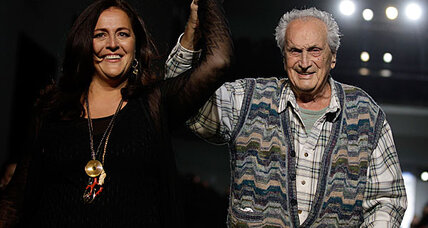 Missoni founder dies, leaves Italian fashion dynasty