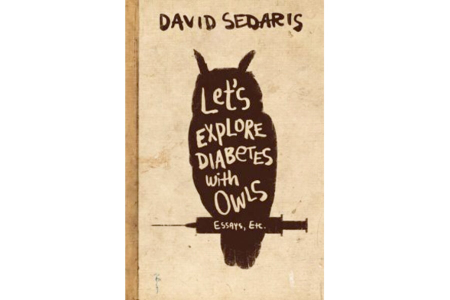 david sedaris essay learning french David sedaris' move to paris from new york inspired these hilarious pieces, including the title essay, about his attempts to learn french from a sadistic teacher who declares that every day spent with you is like having a caesarean section.