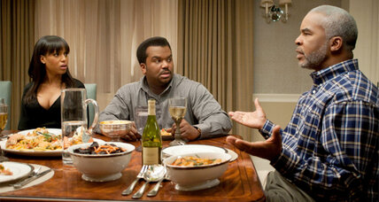 'Peeples' is clunky, but star Craig Robinson is entertaining