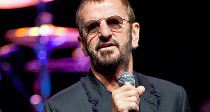 Ringo's unseen Beatles photos coming in e-book