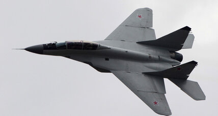 Russia plans to sell MiG fighter jets to Syria