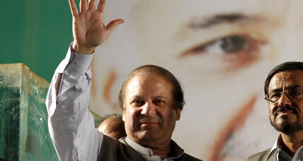 From military protégé to critic, Nawaz Sharif eyes power in Pakistan