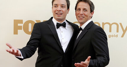Seth Meyers replaces Fallon on 'Late Night'