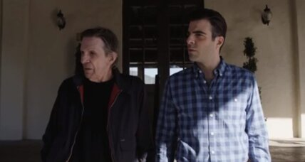 Leonard Nimoy vs. new Spock Quinto in Audi ad (+video)