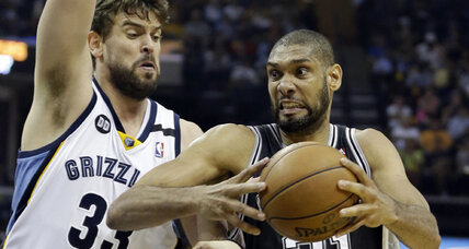 San Antonio Spurs advance to NBA Finals with win over Grizzlies