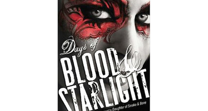 Laini Taylor's 'Days of Blood and Starlight' sequel will be released spring 2014
