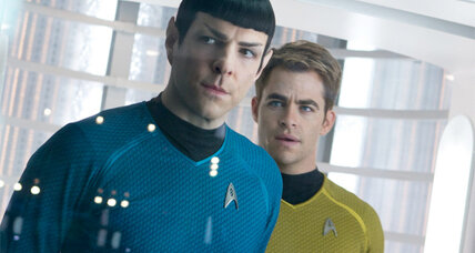 'Star Trek Into Darkness' is a satisfying sequel
