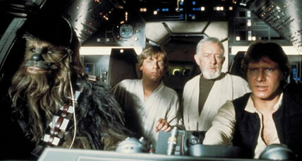 Star Wars Day: Memories of watching the original trilogy at a young age