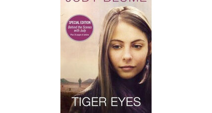 'Tiger Eyes,' to be released in June, is the first movie adaptation of a Judy Blume book