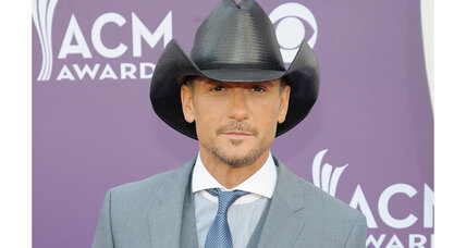 Tim McGraw's ACM special includes Faith Hill, Taylor Swift, Lady Antebellum, and more