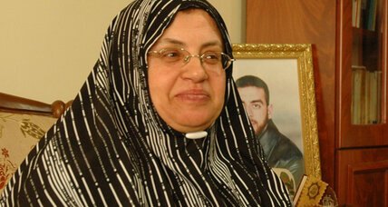 Palestinian woman with prison legacy feels betrayed by her own