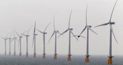 US opens first bid for offshore wind energy