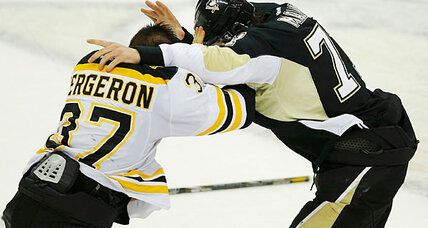 For Bruins, nasty Game 1 win over Penguins has feel of 2011