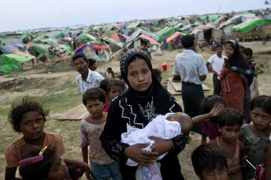 Why Myanmar's Rohingya are forced to say they are Bengali