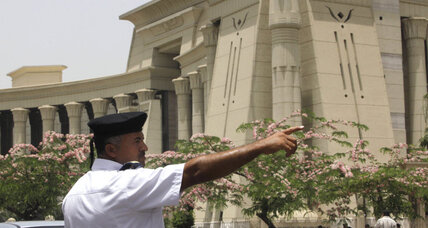 Egypt's top court undermines key tool of Morsi's rule