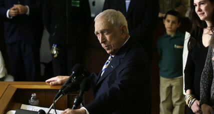 Frank Lautenberg a 'throwback' senator who never sought the spotlight (+video)