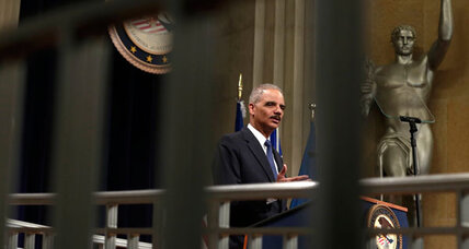 Does someone at White House want Eric Holder gone? (+video)