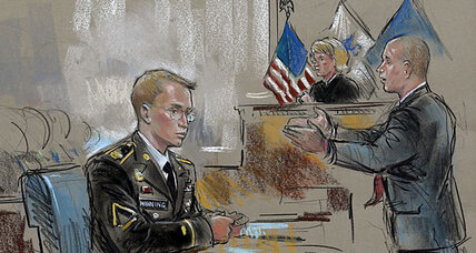 Bradley Manning: Patriotic whistle-blower or American traitor? (+video)