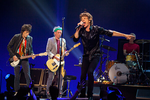 Pricey Tickets For Rolling Stones Tour Test Limits Of Live