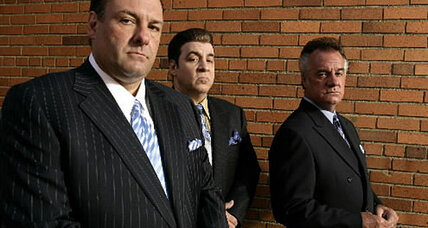 Sopranos tops list of best written TV series