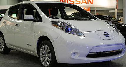 Nissan Leaf beats Chevy Volt in May sales