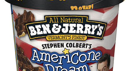 Ben & Jerry's ingredients won't include GMOs, company says