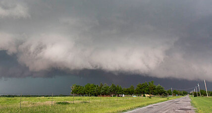 Mammoth Oklahoma tornado was widest ever recorded – almost strongest, too