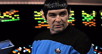 How much did IRS spend filming 'Star Trek' spoof?
