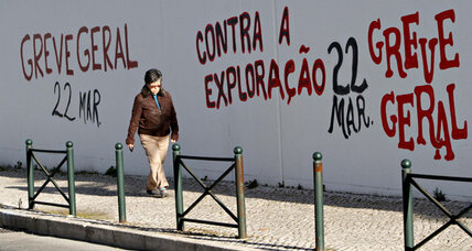 Portuguese unions set stage for broad anti-austerity strike