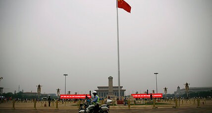 Tiananmen still taboo in China after all these years