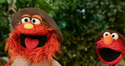 Sesame Street makes national park videos inviting kids outside