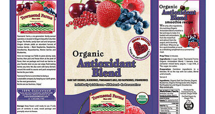 Frozen berry mix recalled due to hepatitis A link