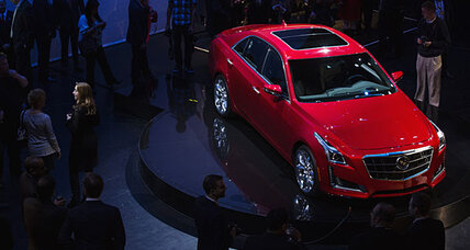 Cadillac sees fastest growth since 1976