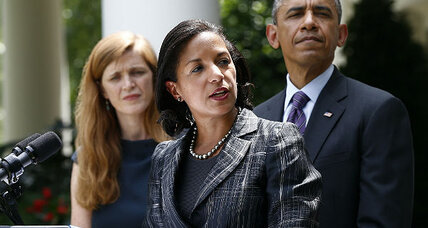 Rice selected for new high-profile role in Obama administration