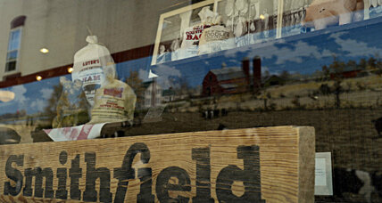 Smithfield sale to China casts a new light on your kid's ham sandwich