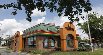 Taco Bell firing its taco-shell-licking employee