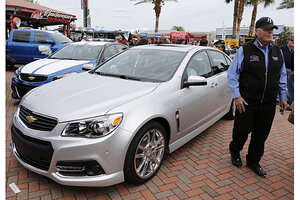 Price Tag Set For 2014 Chevy SS: $44,470