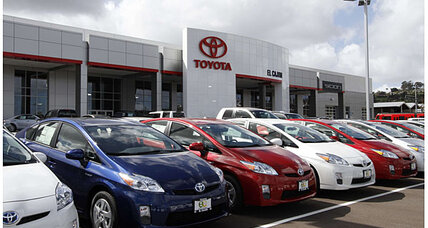 Toyota recall includes 242,000 Prius, Lexus cars with braking problems