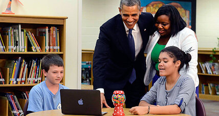 Obama wants faster Internet in US schools. Would you pay $5 a year for it?