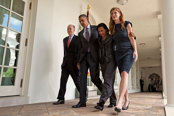 Samantha power can obama s un nominee live down israel comments