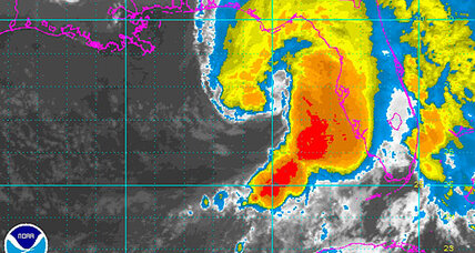 Tropical storm Andrea could soak entire East Coast