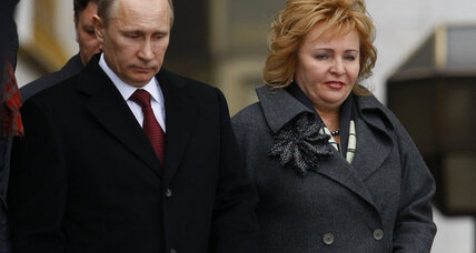 Vladimir Putin, wife announce divorce on state television