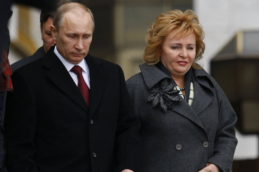 Vladimir Putin, wife announce divorce on state television ...