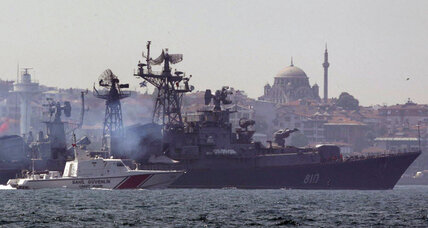Russian Navy to deploy Mediterranean fleet in bid to protect national security