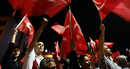 Across Arab world, mixed feelings about Turkey's Erdogan