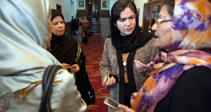 Afghanistan: Women in parliament receive threats - from fellow lawmakers